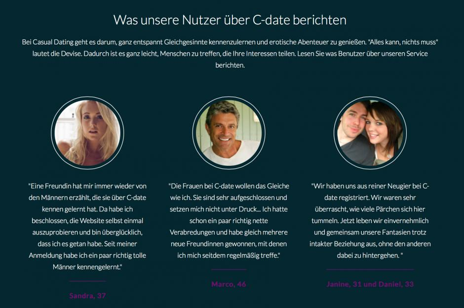 Dating-app treffen in 45 minuten