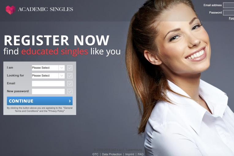 Online dating for people